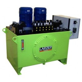 HFM - HFE Split-flow powerpacks-HyTools