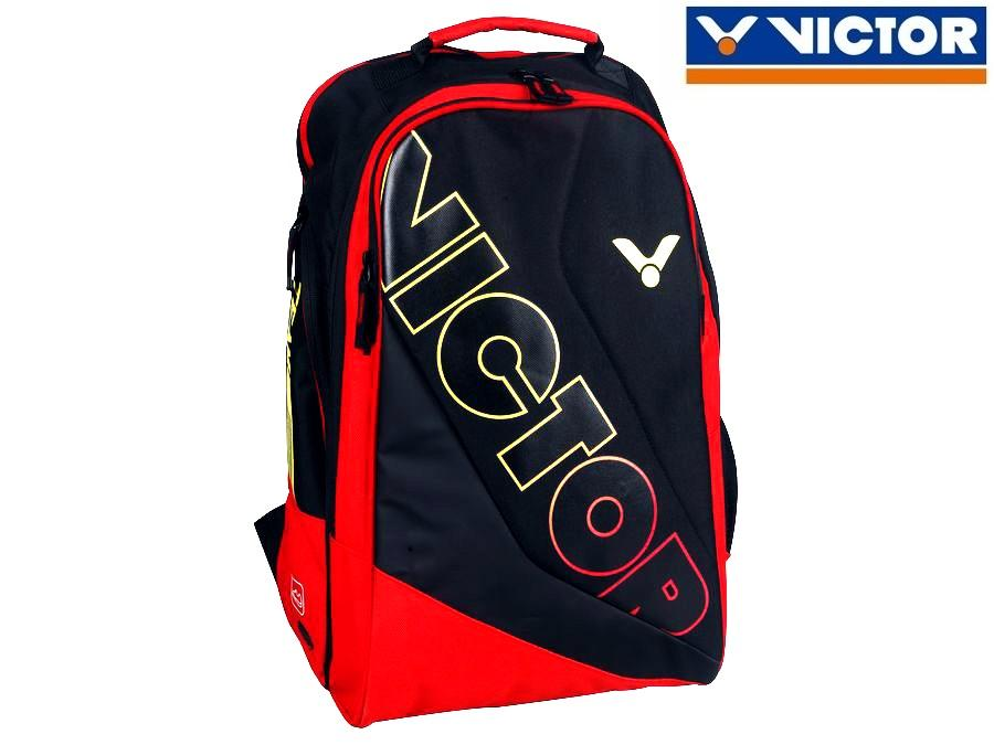 Victor BR6007 Badminton Bag (Fits 3 Rackets & Multipurpose Compartment)