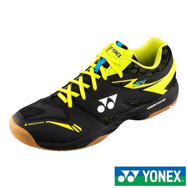 Yonex Power Cushion 55 Badminton Shoes (Shock Absorption and Stability)