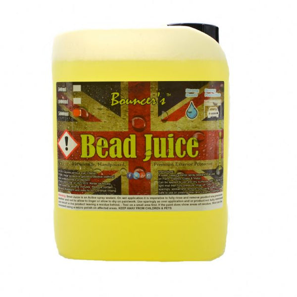 BOUNCER'S BEAD JUICE EXTERIOR PROTECTOR 5000ml