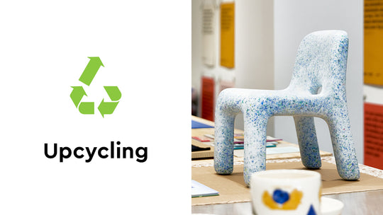 ecoBirdy upcycling definition