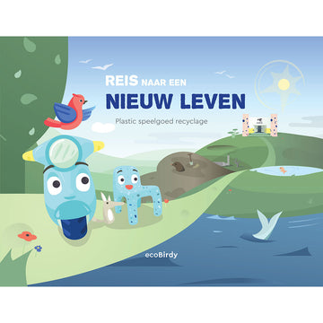 Journey to a new life (Storybook-Dutch) - ecoBirdy