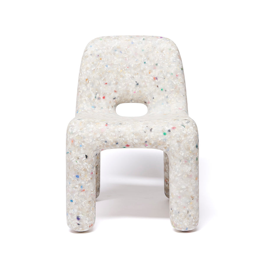 Charlie Chair Off White