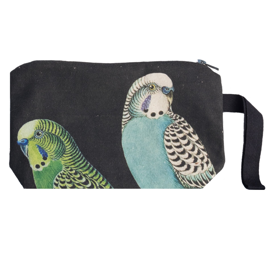Black Budgie clutch