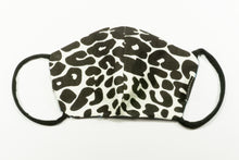 Load image into Gallery viewer, Big Cat Leopard print face mask ( medium size )