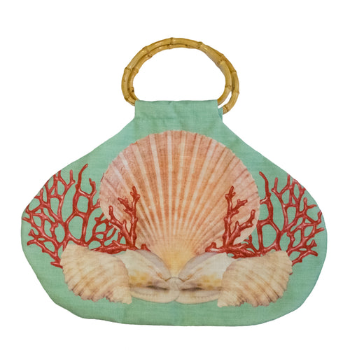 Pacific Queen Swing Bag - Sea Green