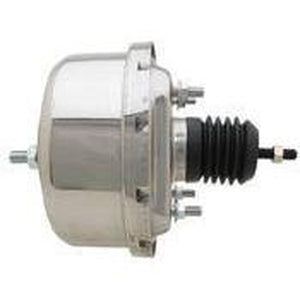 "7"" Chrome Booster-Brake Booster-J & J Hi-Performace"