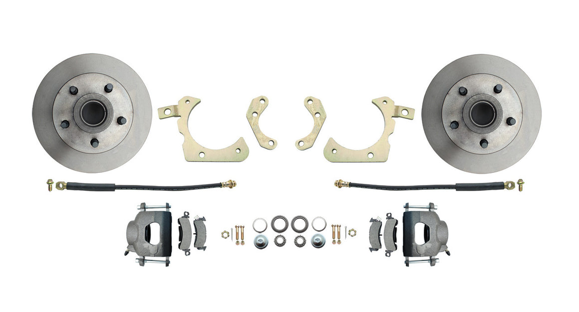 DBK5558  1955-1958 Chevy Stock Height Kit