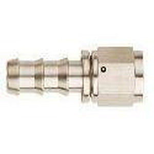 Straight Socketless Hose End - 910-J & J Hi-Performace