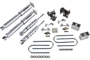 "04-12 GM Colorado/Canyon (Ext Cab / Std Cab) Z85 2"" F/3"" R W/ SP Shocks"
