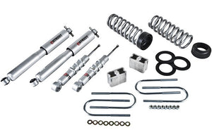 "04-12 GM Colorado/Canyon (Std Cab) Z85 1"" or 2"" F/3"" R W/ SP Shocks"