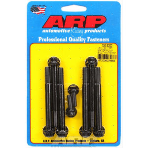 ARP 12 PT BLACK OXIDE STEEL LS WATER PUMP BOLT KIT (w/ thermostat bolts) 134-3202