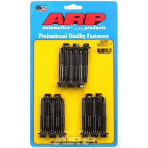 ARP PRO SERIES BLACK OXIDE STEEL GEN III/IV LS ROCKER ARM STUD KIT (Non-Adjustable) 234-7207