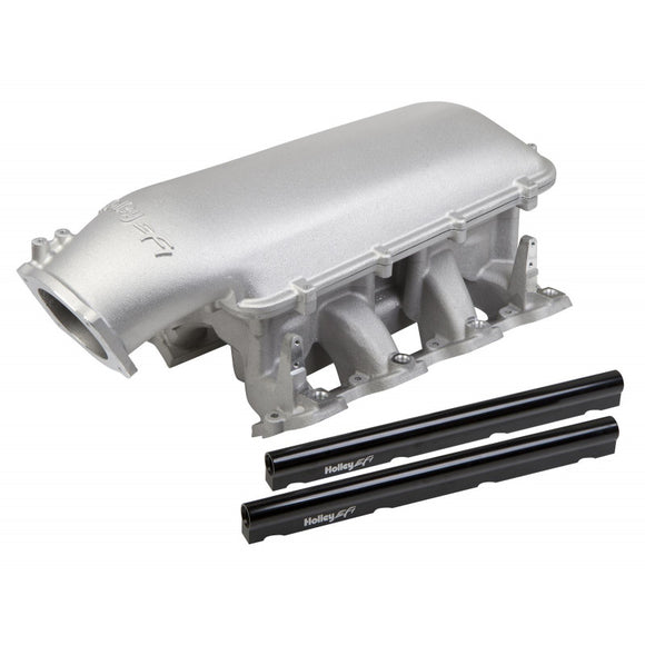 HOLLEY LS1/LS2/LS6 MID-RISE INTAKE 300-126