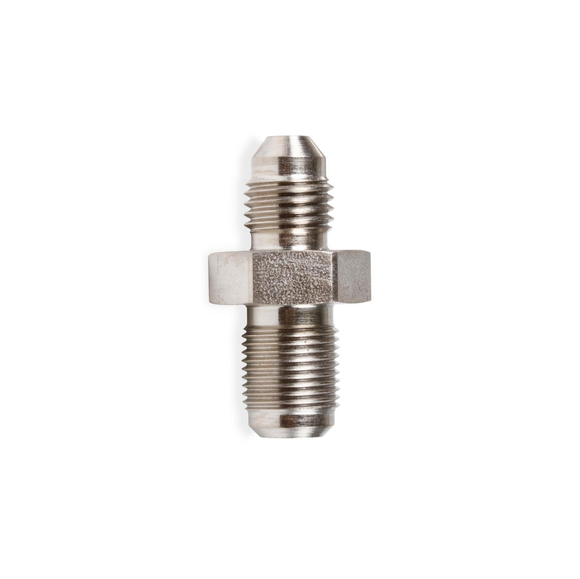 FABbot - 3AN to 10x1 Dual Flare Clutch Master Adapter Fitting