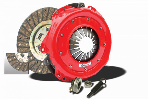 CLUTCH SET, CAMARO/FIREBIRD/CORVETTE/GTO 97-2006 LS1, LS6, LS2 STREET PRO CLUTCH KIT 425HP, MCLEOD RACING