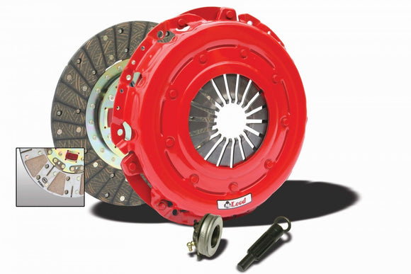 CLUTCH SET, CAMARO/FIREBIRD/CORVETTE/GTO 97-2006 LS1, LS6, LS2 SUPER STREET PRO CLUTCH KIT 550HP, MCLEOD RACING