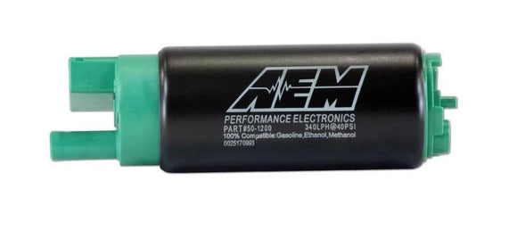 AEM E85-Compatible High Flow In-Tank Fuel Pump - 340LPH