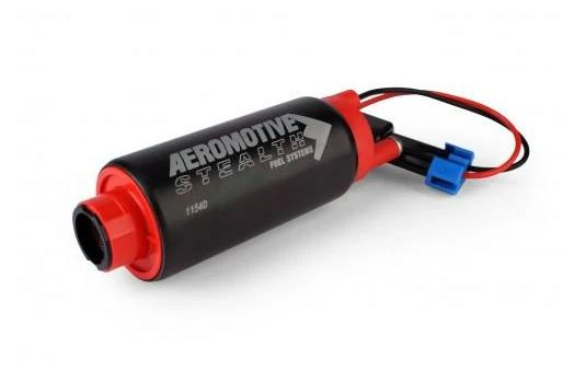Aeromotive 340 Stealth Fuel Pump - Center Inlet