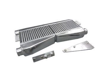 CXRACING 7 Inch Core Intercooler+Mounting Brackets For 79-93 Mustang/ Camaro