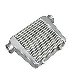"CXRACING Front Mount Intercooler 18""x12""x3"", 3""Core: 11""x12""x3"", 2.5"""