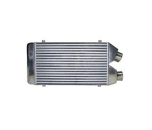 "CXRACING Front Mount Intercooler 25""x11""x3"", 3"" Core: 18""x11""x3"", 2.5"""