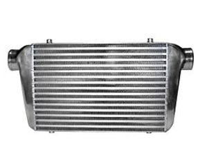 "CXRACING Front Mount Intercooler 25""x12""x3"", 3"" Core: 18""x12""x3"", 2.5"""