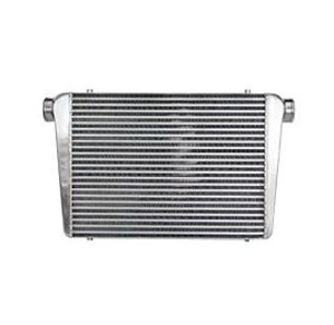 "CXRACING Huge Turbo Intercooler 31""x18""x4"", 4"" Core: 24""x18""x4"" F150 F250 Ram GM"