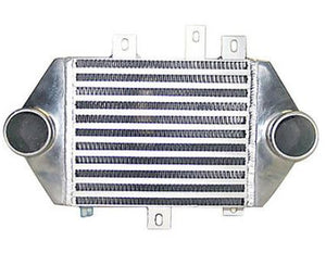"CXRACING Turbo Intercooler 15.5""x7.5""x4"", 4"" Core: 9""x7.5""x4"""