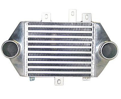 CXRACING Turbo Intercooler 15.5