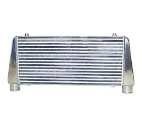 "CXRACING Turbo Intercooler 30""x11""x3"", 3"" Core: 24""x11""x3"", 2.5"" For V-Mount RX7"