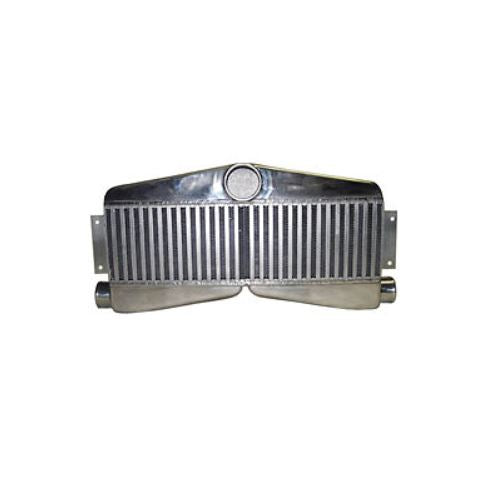 CXRACING Twin Turbo Intercooler 27