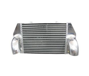 "CXRACING V-Mount Intercooler 23.5""x11.75""x9.5"", 4"" Core: 16.5""x11.75""x4"", 3"""