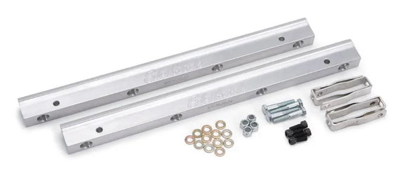 EDELBROCK FUEL RAIL KIT - FOR LS7 SUPER VICTOR - 3649