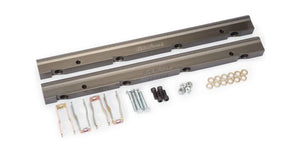EDELBROCK FUEL RAIL KIT - FOR LS VICTOR JR. - 3638