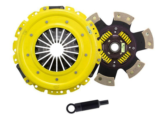 ACT 6-Pad Sprung Race Disc w/ HD Pressure Plate | Multiple Chevy/Pontiac Fitments