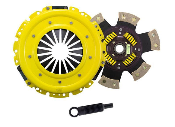 ACT 6-Pad Sprung Race Disc w/ Sport Pressure Plate | Multiple Chevy/Pontiac Fitments ACT GM9-SPG6