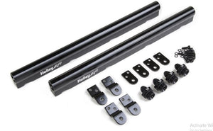 HOLLEY FUEL RAIL KIT - OEM LS1/LS2/LS3/LS6/L99 INTAKES - 534-209