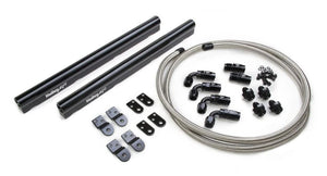 HOLLEY FUEL RAIL KIT - OEM LS1/LS2/LS3/LS6/L99 INTAKES - WITH HOSE AND ENDS - 534-210