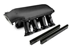 Holley LS Hi-Ram EFI Manifold - Black 300-123BK