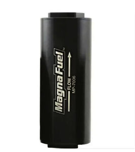 MAGNAFUEL FUEL FILTER - LARGE - 150 MICRON - 12AN - MP-7006-BLK