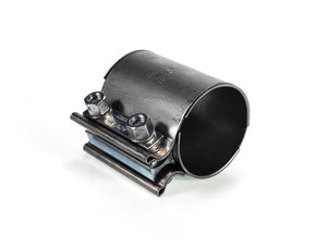409 Bright Stainless Steel High-Performance Exhaust Coupler 2.50""