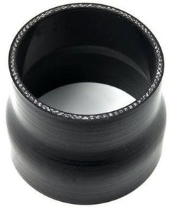 "Silicone Reducer Coupler | 3.5"" to 2.5"" 