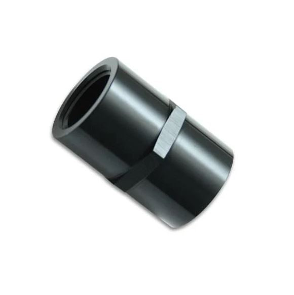 Swivel Female-to-Female Coupler | -1/8NPT | Black