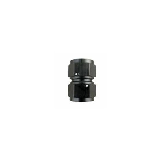 Swivel Female-to-Female Coupler | -4an | Black