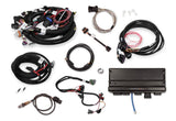 "Terminator X Max 24x/1x EV1 LS MPFI Kit with DBW Throttle Body Control - Without 3.5"" Handheld 550-929T"