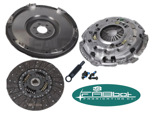 FABbot Stage 2 LS T56/AR5 Clutch Kit