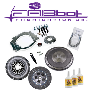 FABbot Stage 1 AR5 to LS NexGen Bundle Package