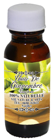 Huile Gingembre 15ml