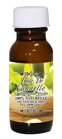 Huile Cannelle 15ml